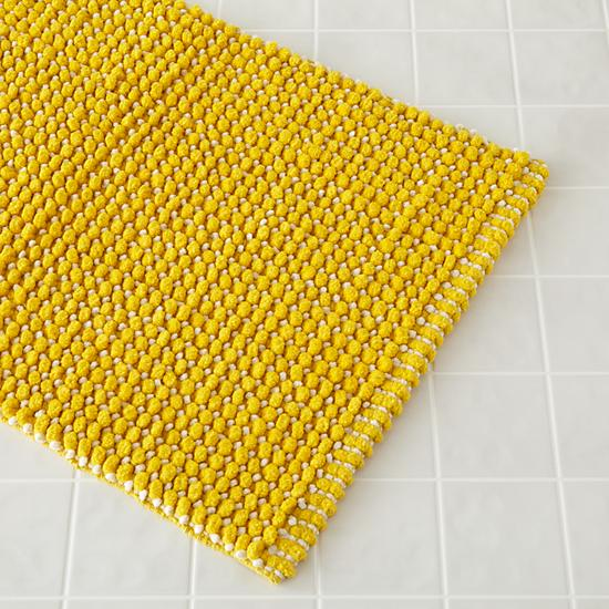 yellow bathroom rug bath ideas on bathrooms style bright best mat and mats interior modern open inspiration sets