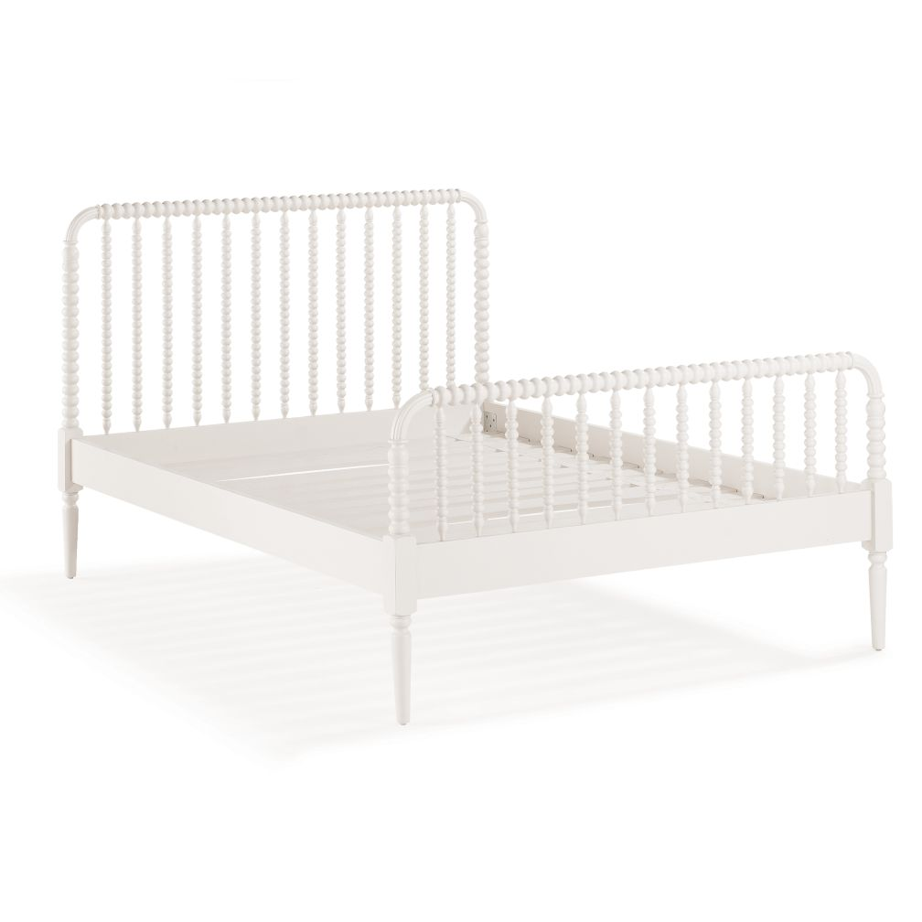 Jenny Lind Full Bed (White)