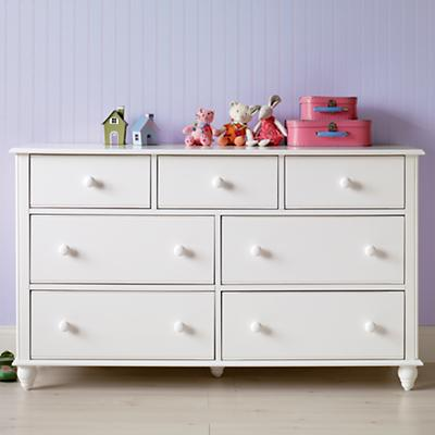 Jenny Lind Daybed White The Land Of Nod Drawer White Jenny Lind Dresser | The Land of Nod