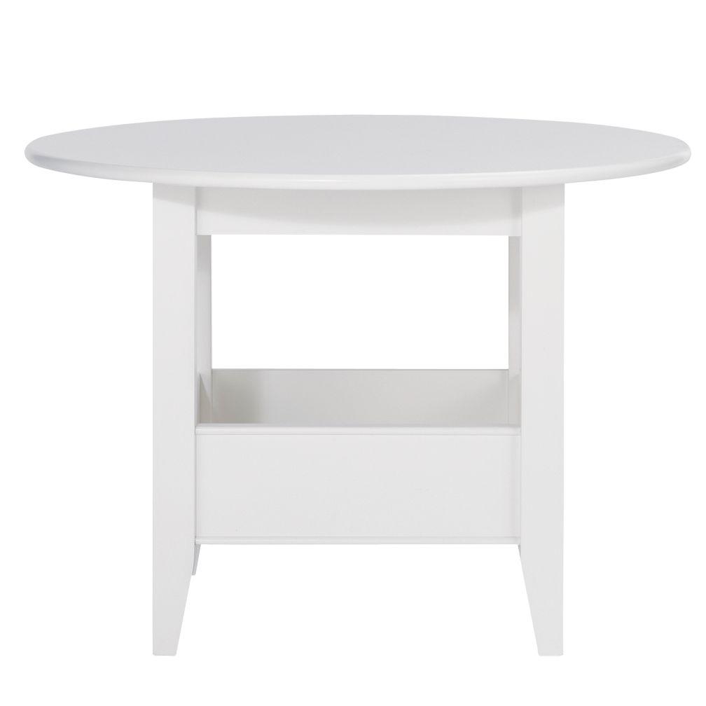 Bin Play Table (White)