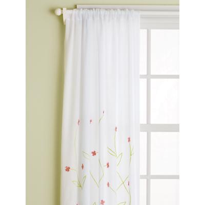 Hanging Garden Curtain Panels (Pink)