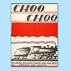 Choo Choo Book