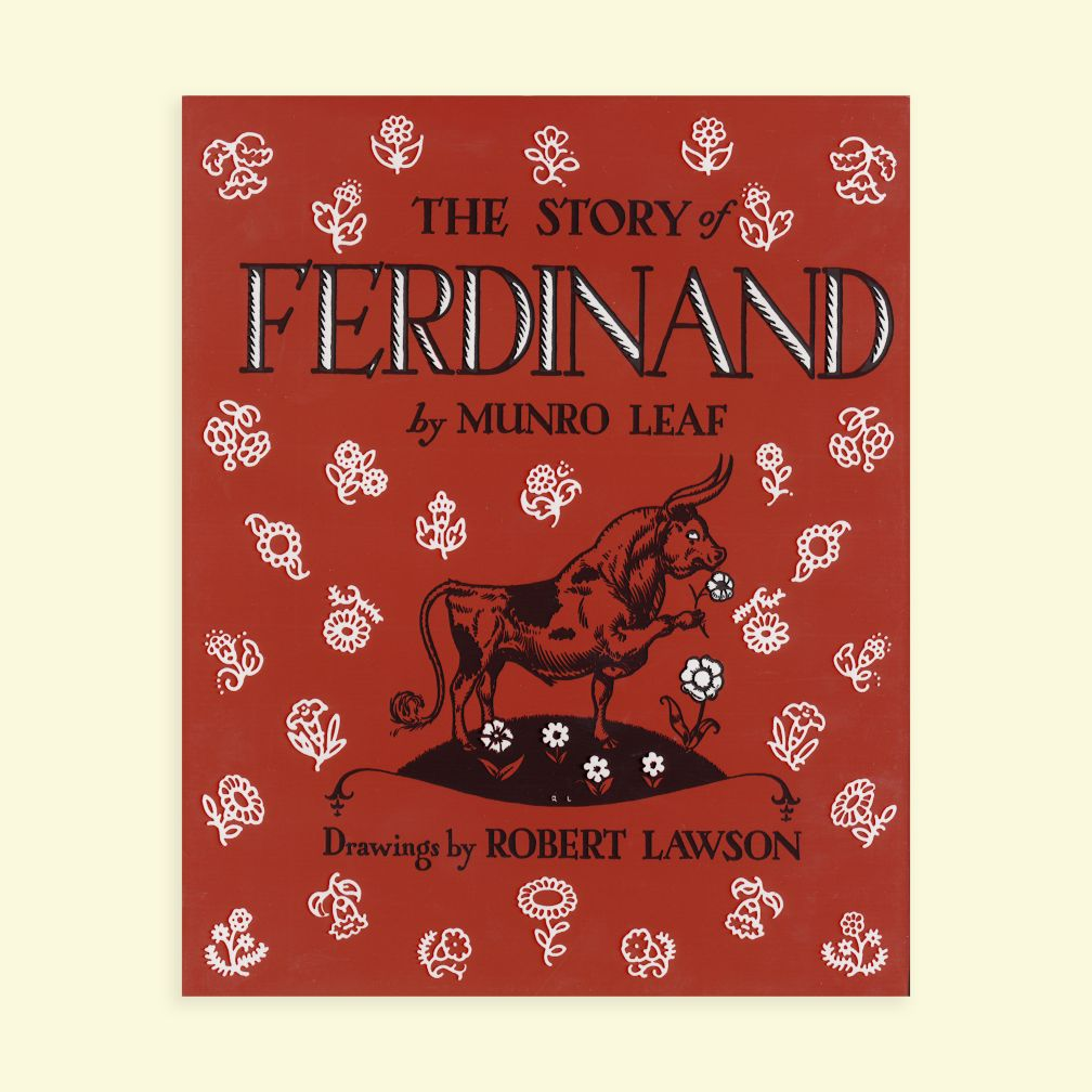 The Story of Ferdinand by Munro Leaf & Robert Lawson