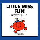 Little Miss Fun Book