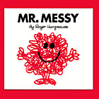 Mr. Messy Book