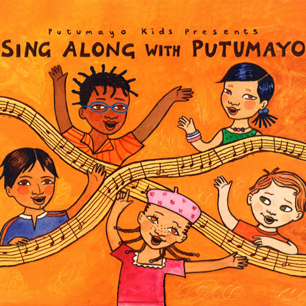 Sing Along with Putumayo <br />Artist: Putumayo Kids<br />