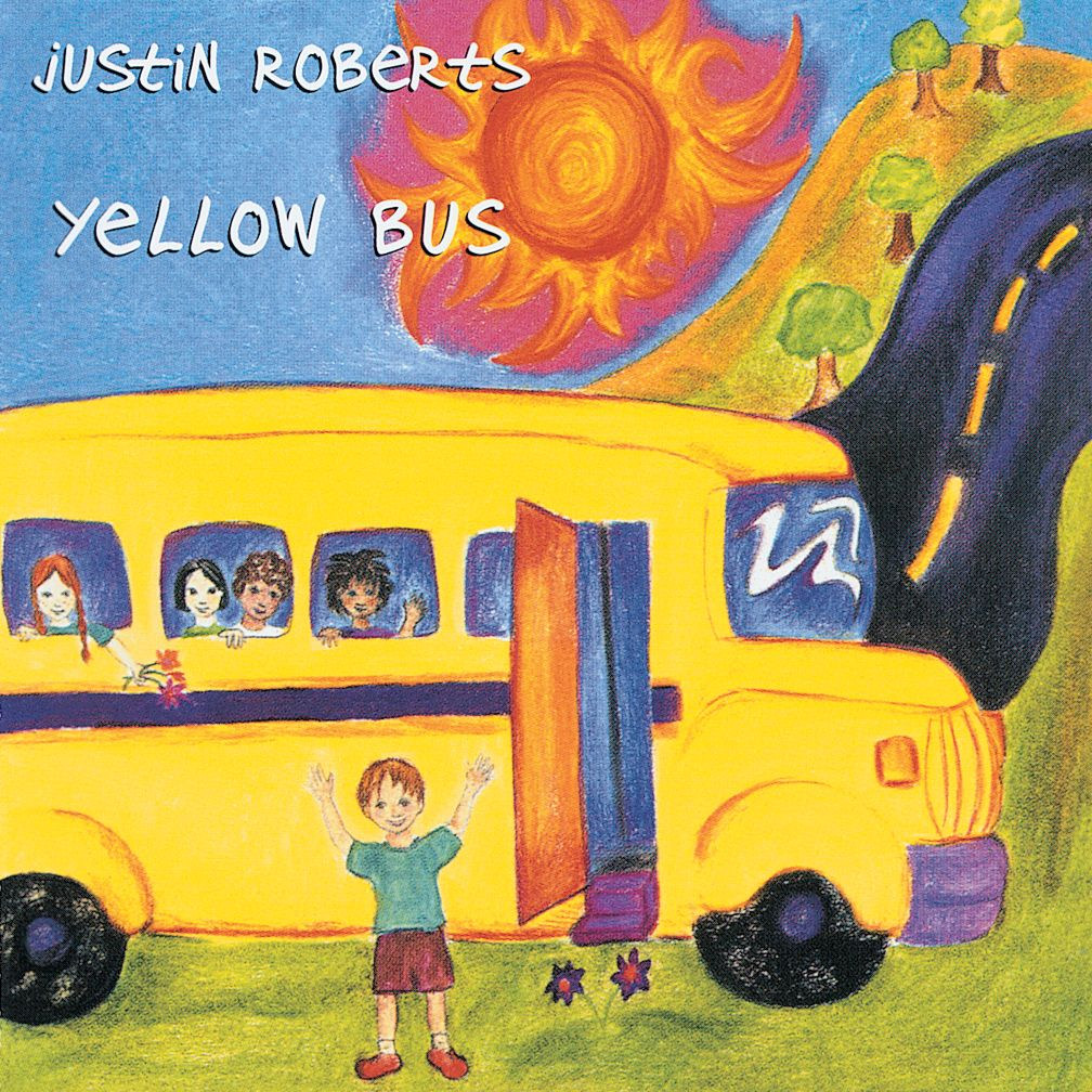 Yellow Bus &lt;br />Artist: Justin Roberts&lt;br />