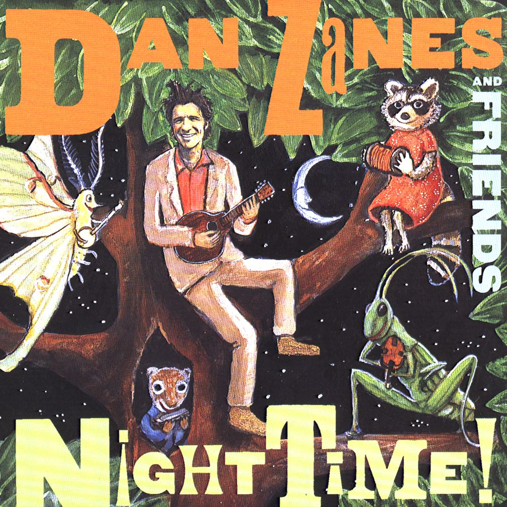 Night Time <br />Artist: Dan Zanes<br />