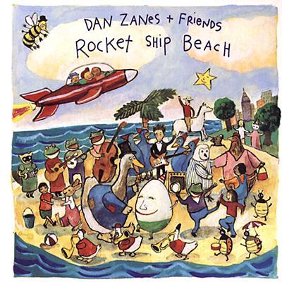 Rocket Ship Beach CD