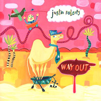 Way Out CD by Justin Roberts