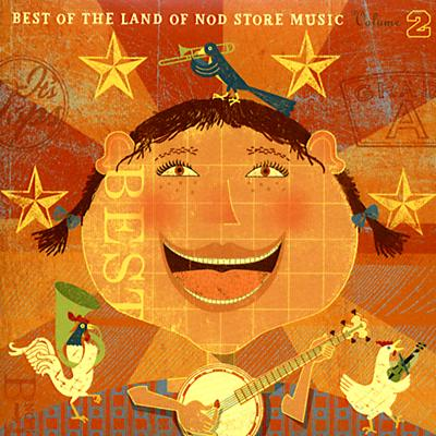 Nod's Best Kids' Music CD Volume 2