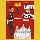 This is Paris Book by M. Sasek