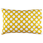 Yellow Dot Pillowcase