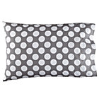 Grey Dot Pillowcase