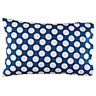 Blue w/White Dot Pillowcase