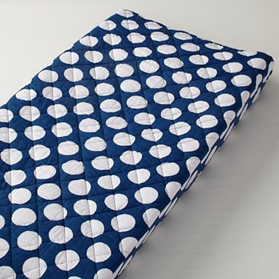 Make a Splash Changing Pad Cover (Dot)