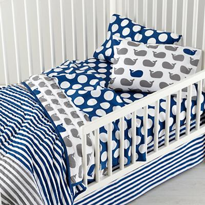Make a Splash Toddler Bedding
