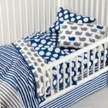 New School Toddler Bedding (Make a Splash)