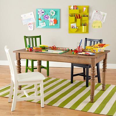 Adjustable Height Everlasting Play Table (Wheat)