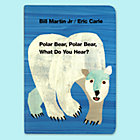 Polar Bear, Polar Bear,  What Do You Hear? Board Book