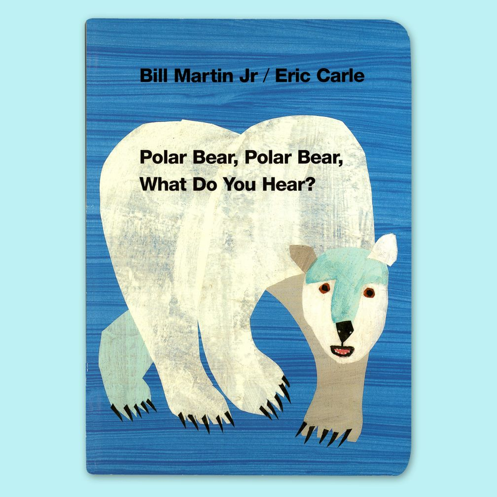 Polar Bear, Polar Bear, What Do You Hear?&lt;br />By Bill Martin, Jr
