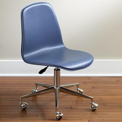 Navy Class Act Desk Chair