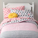 New School Kids Bedding (Hop to It)