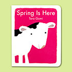 Spring is Here Board Book