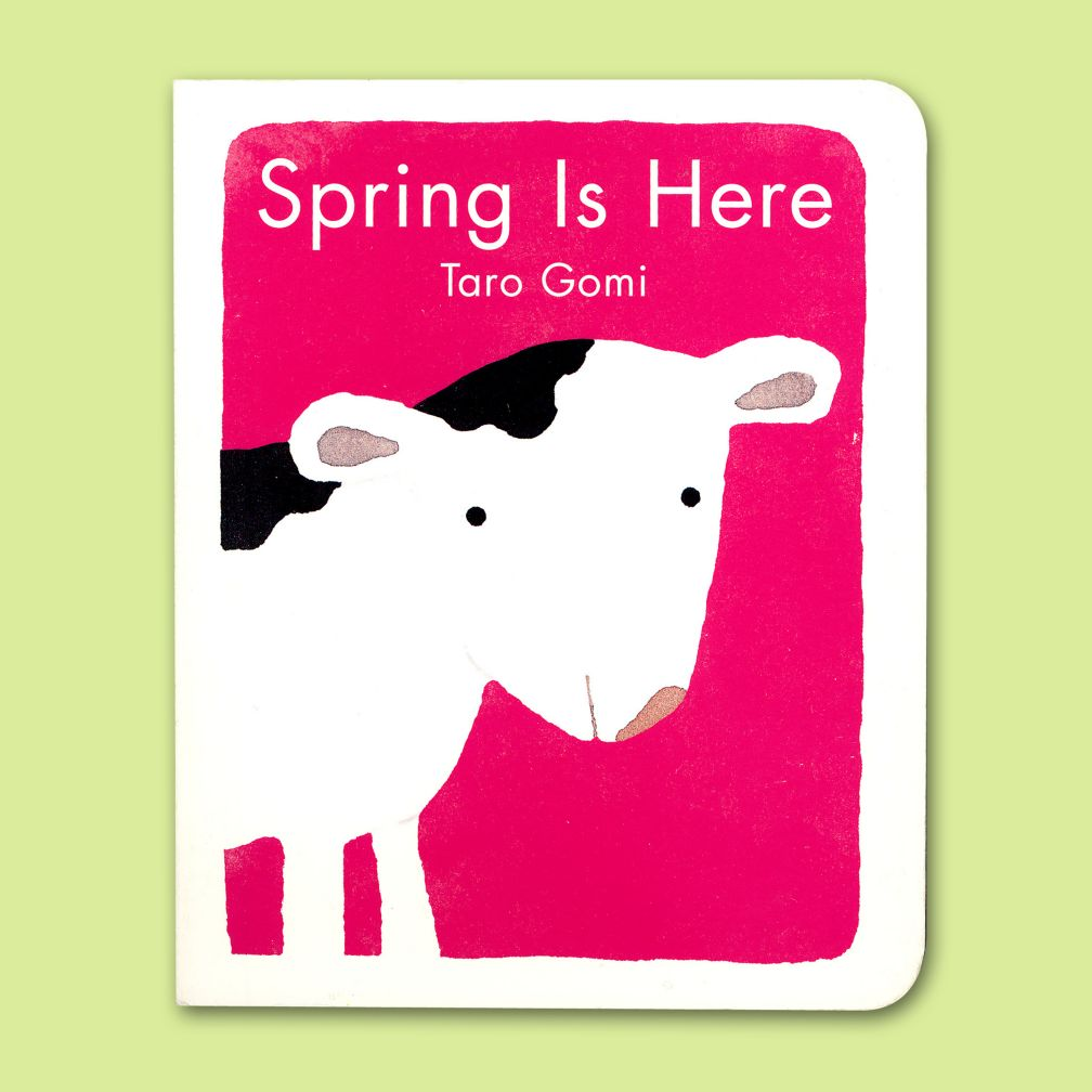 Spring is Here by Taro Gomi