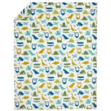 When Dinosaurs Roamed Duvet Cover (Twin)