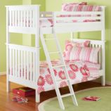 Simple Bunk (White)