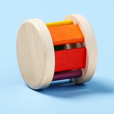 Wood Mini Roller