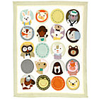 Creatures Crib Quilt