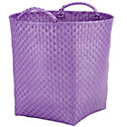 Lavender Floor Bin