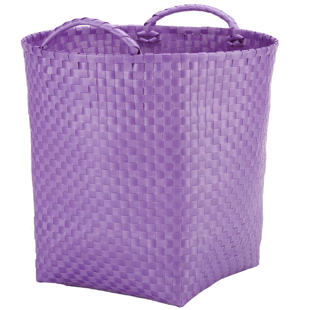 Strapping Floor Bin (Lavender)