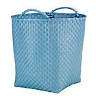 Lt. Blue Floor Bin