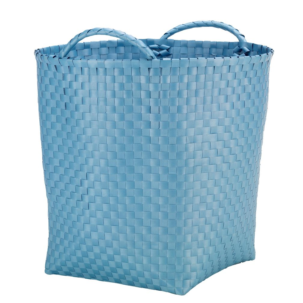 Strapping Floor Bin (Lt. Blue)
