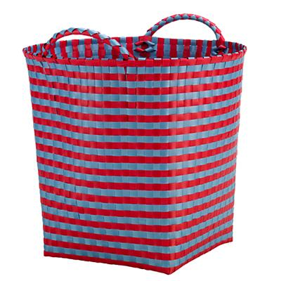 Stapping Floor Bin (Red/Blue)