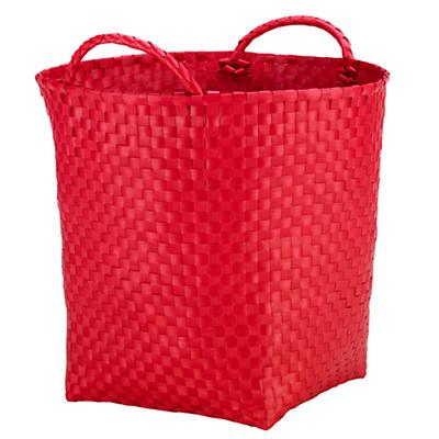 Strapping Floor Bin (Red)