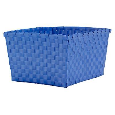 Strapping Shelf Basket (Blue)