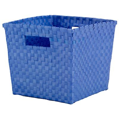 Stapping Cube Bin (Blue)
