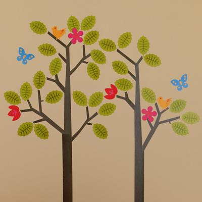 Branching Out Wall Decals