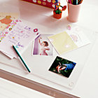 Clear Acrylic Desk Mat