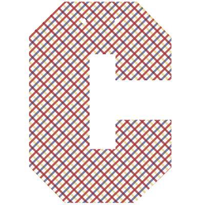 Varsity Letter C