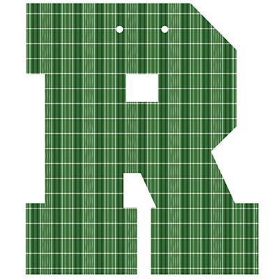 Varsity Letter R