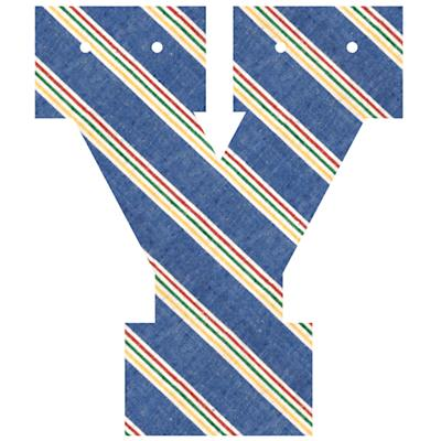 Varsity Letter Y