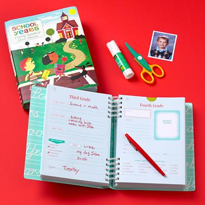 ABCs to SATs Memory Book