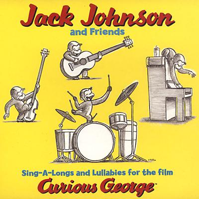 Sing-A-Longs and Lullabies for the film Curious George CD