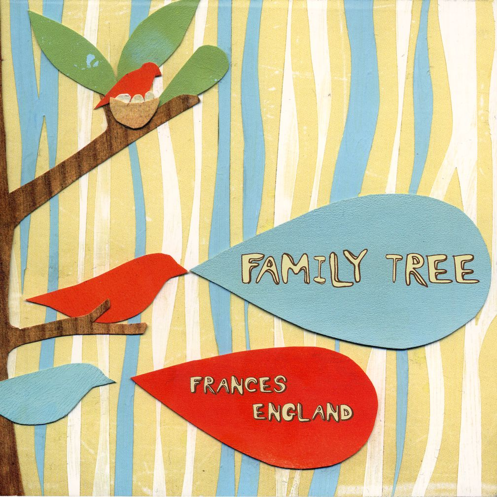 Family Tree<br />Artist: Frances England<br />