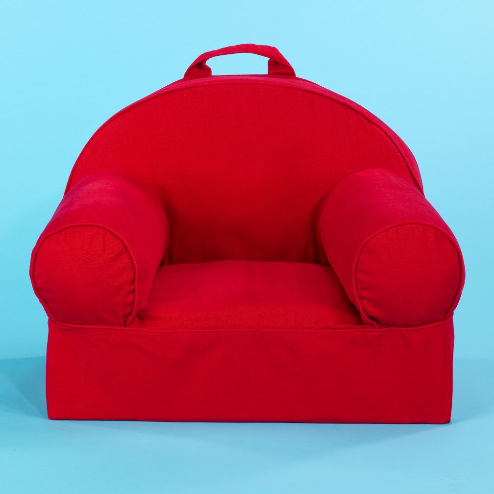 Red Nod Chair